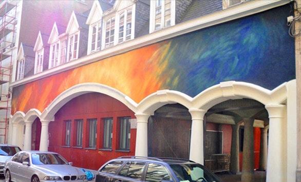 Voor grote én gedurfde schilderprojecten