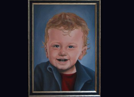 Geschilderde portretten