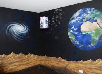 muurschildering-ruimte-melkweg
