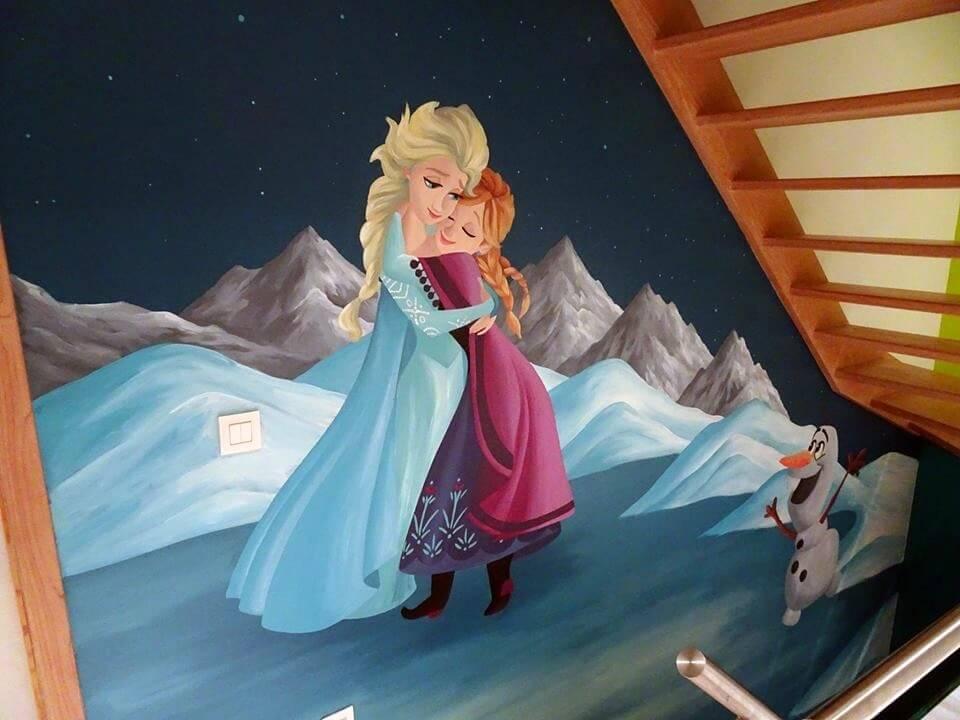 frozen knuffel