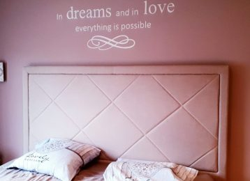 In dreams and in love everything is possible