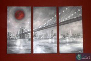schilderij-new-york