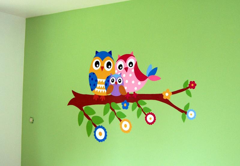 Decoratieve muurschilderijen - Lizart wandschilderingen